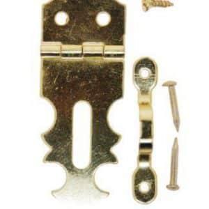 Hasp & Staple with screws