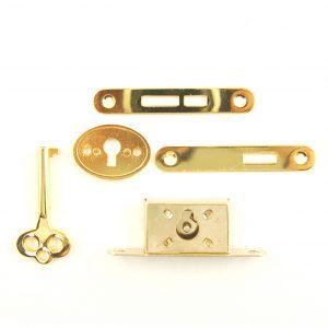 Box Lock with key