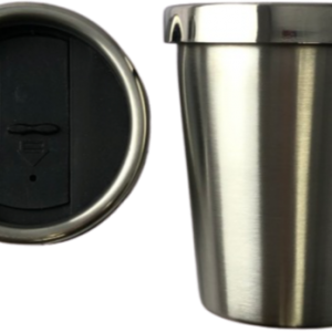 Stainless Steel Travellers Mug small 10 oz